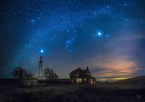 imagenes surrealistas de la noche paisajes de noche con estrellas buscar con google