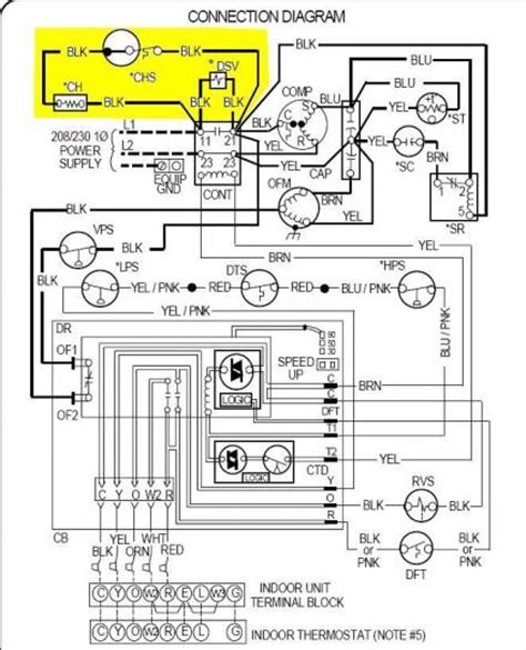 carrier heat air handler wiring diagram heat