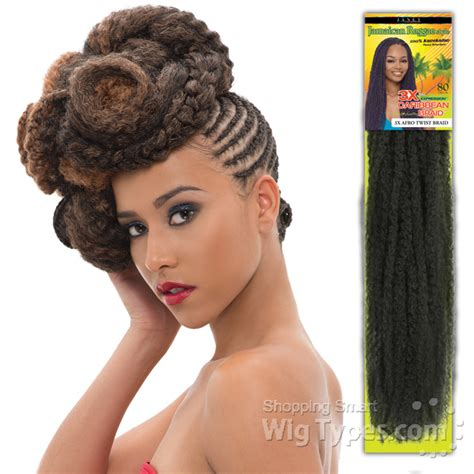 afro caribbean braided hairstyles twist braid janet collection afro caribbean