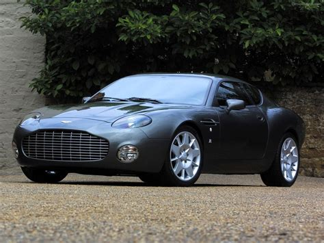 aston martin db7 zagato exotic car picture 001 of 13