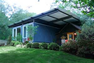 amazing alternative building methods shipping container