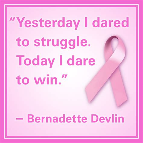M And Ms Support Breast Cancer Research And Programs by 11 Inspirational Breast Cancer Quotes
