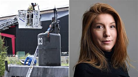 kim wall youtube news update kim wall danish submarine was deliberately