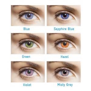 color lens freshlook colors contact lenses without graduation