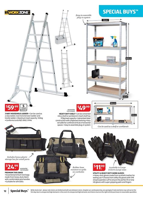 Aldi Ladder Shelf by Aldi Special Buys Of Home Products May 2014 Page 12