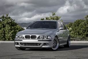 Bmw M5 Coupe The Bmw E39 M5 Is An Epitome Of Clean And