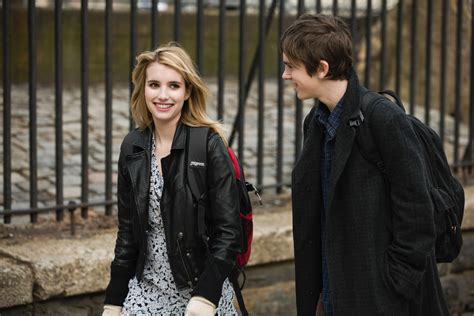 film de emma roberts the art of getting by trailer movie images collider
