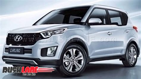 Hyundai Upcoming Suv 2020 by Hyundai Carlino Compact Suv Spied In India For The Time