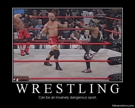 Gay Wrestling Meme - wrestling demotivational poster fakeposters com