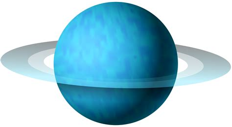 planets clipart atmosphere clipart planet uranus pencil and in color