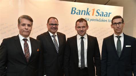 Bank 1 Saar Zeigt Sich Offen F 252 R Zusammenschl 252 Sse