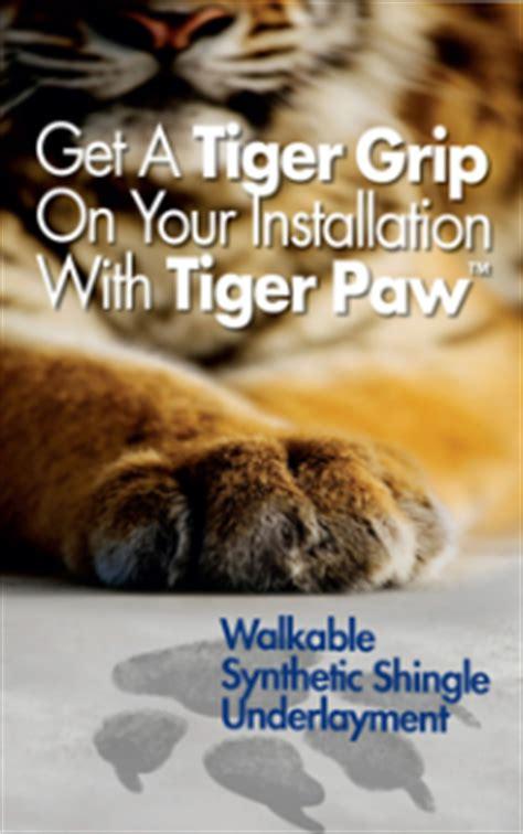 tiger gutters and siding free gaf tiger paw breathable felt offer see details