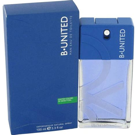Benetton B United For b united cologne for by benetton