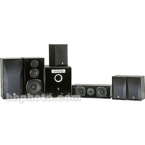 yamaha ns bp4500 home theater speakers black ns bp4500bl b h