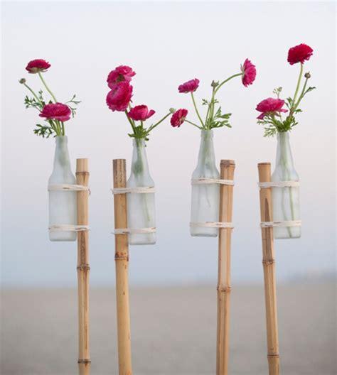 floreros decoracion floreros de vasos esmerilados