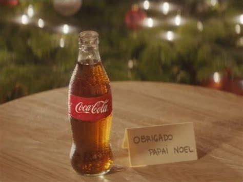 si鑒e coca cola g1 canha de natal da coca cola traz garrafas com