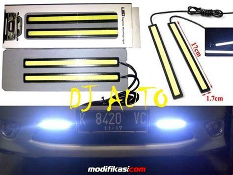Drl Plasma Cob Warna Hijau 17cm High Quality baru dj auto lu led senja plafon sein rem fogl drl eagle