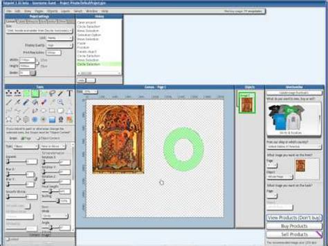 online tutorial graphic design tutorial graphic selections using fatpaint com a free