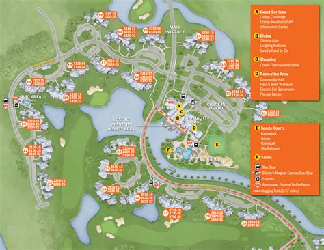 disney hotels map new look 2013 resort hotel maps photo 23 of 37