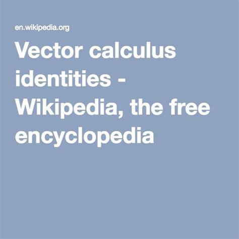 vector tutorial calculus 17 best ideas about vector calculus on pinterest math