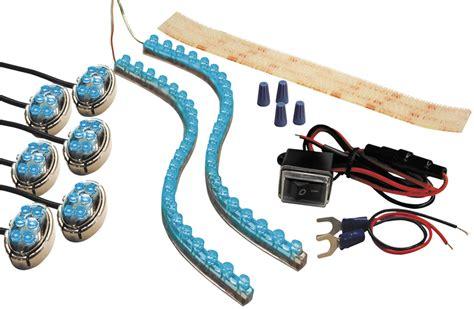 Motorcycle Light Kits fx proflex motorcycle led light kit