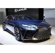 2016 Lexus Concept  Car Photos Catalog 2018