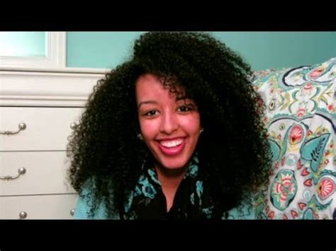 ethiopian soft hair care my full natural hair care routine start to finish