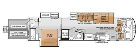 thor hauler floor plans 2015 thor outlaw class a hauler roaming times