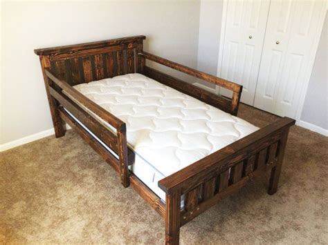 diy twin bed diy twin bed howtospecialist how to build step by step diy plans