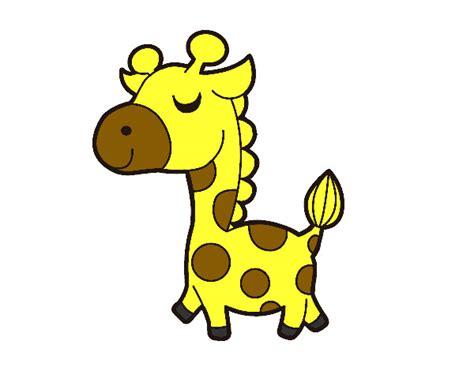 la giraffa vanitosa disegno giraffa vanitosa colorato da gabriel17 il 15 di