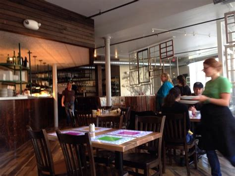 Duo Dining Room Bar Front Dining Room Picture Of Duo Restaurant