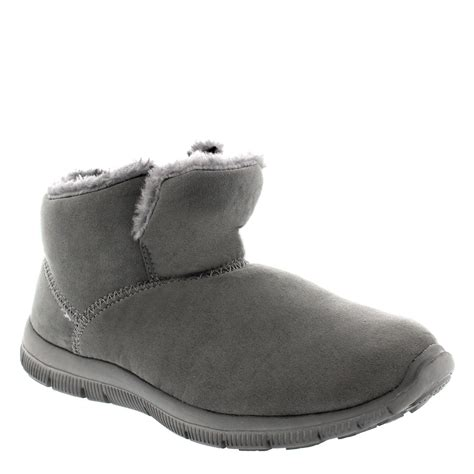 warm winter sneakers womens warm fur shoes winter slip on casual ankle boot