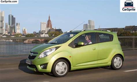 chevrolet spark  prices  specifications  uae