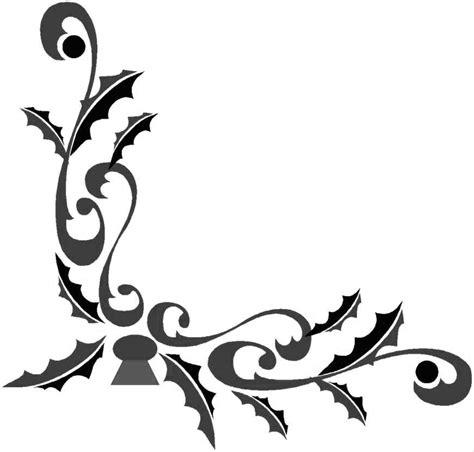 wallpaper tribal hitam putih bunga mawar hitam putih clipart best drawing flower