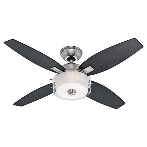46 ceiling fan with light quot acadia quot 1 light 4 blade ceiling fan 46 quot rona