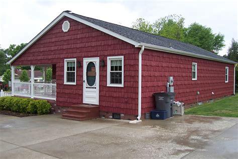 3 car red barn style garage 3 car red barn style garage
