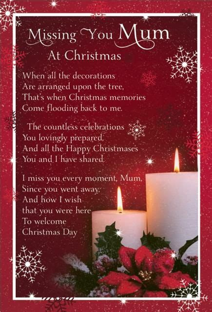 christmas printables remembering lost loved  google search   mum  mom