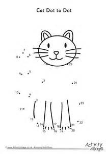 cat dot to dot 2