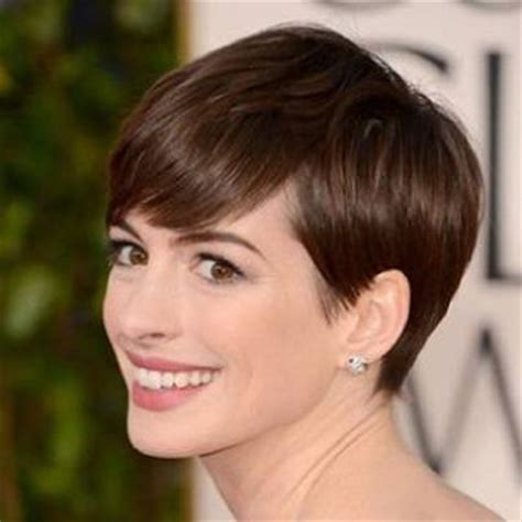pictures of a modified wedge haircut short modified wedge short hairstyle 2013