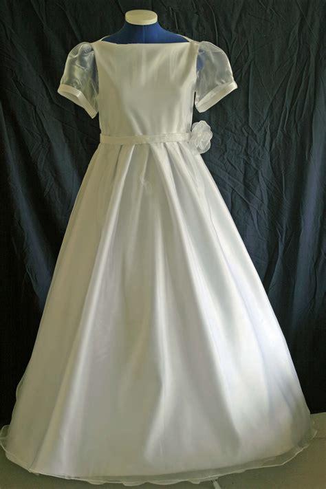 communion dress sewing projects burdastylecom