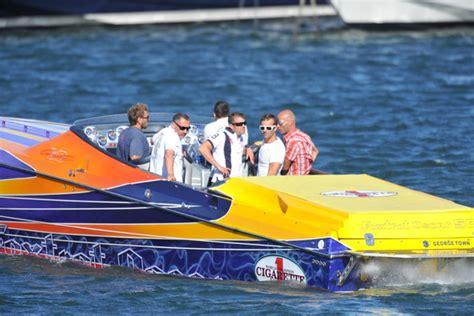 cigarette boat st tropez sebastien loeb photos photos sebastien loeb in st tropez
