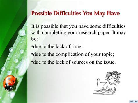 things to do a research paper on things to do a research paper on best writing aid