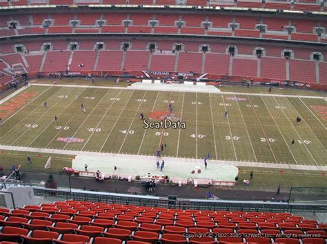 section 509 a 2 section 509 row 11 seats 2 cleveland browns for sale at