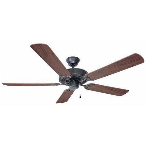 oil rubbed bronze ceiling fan light kit design house millbridge 52 in oil rubbed bronze ceiling