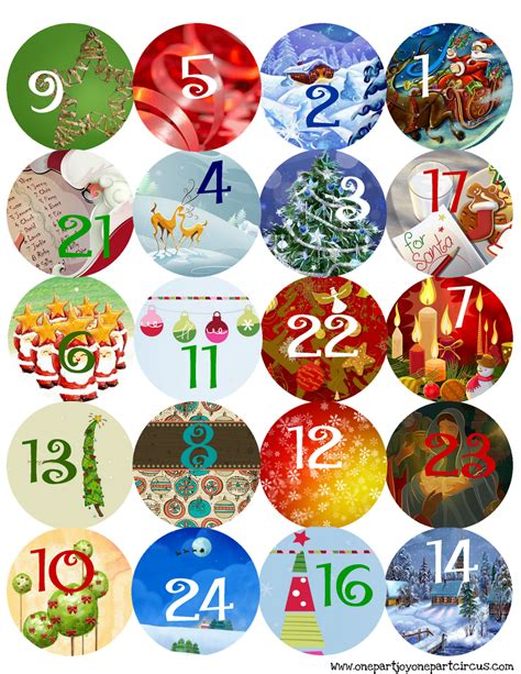 printable christmas number cards 8 best images of printable christmas numbers 1 30 free