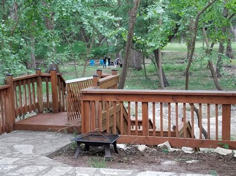 cypress creek cottages wimberley community grounds in front of our cottage picture of