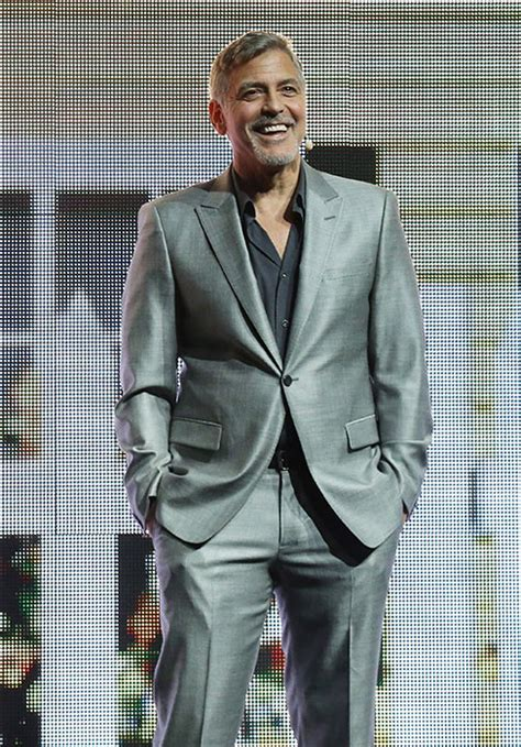 actor first name george george clooney prepares for fatherhood plus find out