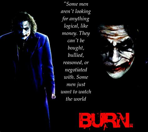 movie quotes joker the joker movie quotes quotesgram