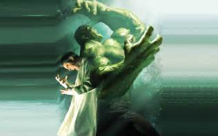 Ramona Flowers Movie - wallpaper of the day dr banner mr hulk bigboynerd