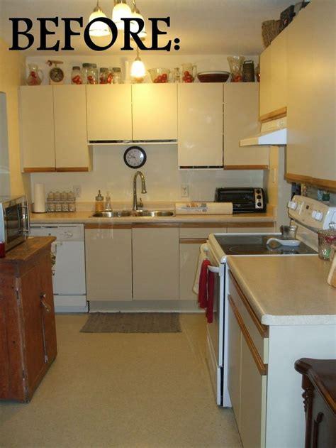 refinishing melamine kitchen cabinets melamine kitchen cabinets makeover home design ideas
